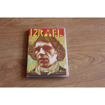 Izrael W Koperniku DVD Reggae Unikat!!!