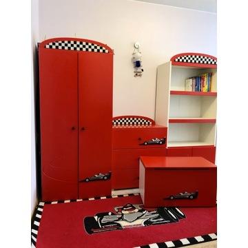 Meble do pokoju dziecka firmy Baggi Design