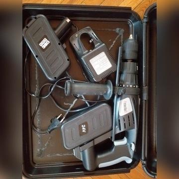 Wiertarko-wkrętarka akumulatorowa Practus