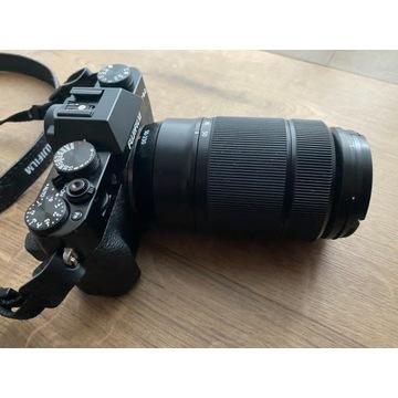 Fuji Fujifilm X-T30 + XC50-230mm, 870 zdjęć FVAT