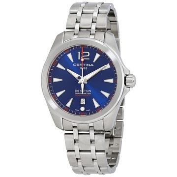 DS Action Blue Dial Men's Watch C032.851.11.047.00