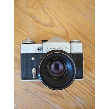 Aparat fotograficzny Zenit-B