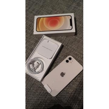 Iphone 12, biały 62gb