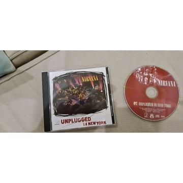 Nirvana MTV Unplugged In New York Unikat
