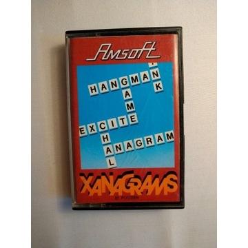 GRA AMSTRAD CPC ROM XANAGRAMS
