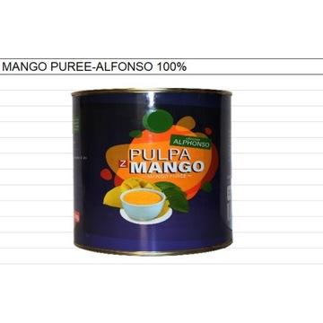 Pulpa z mango Alphonso 3.1kg