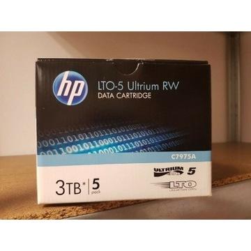 HP Taśma LTO5 Ultrium 3 TB RW [C7975A] Cartrige