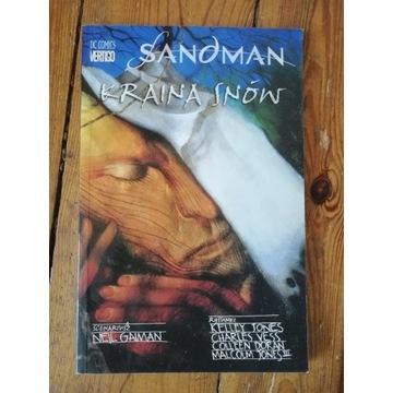 Sandman, Kraina snów, wyd.1