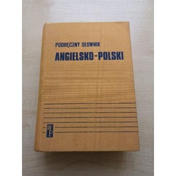 Podręczny słownik Angielsko - Polski