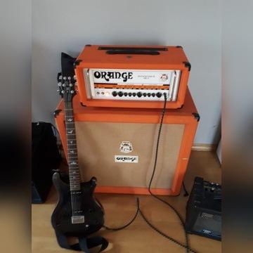 Orange Rockerverb 50 MKII + Orange PPC 412 (eng)