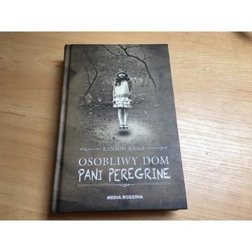 Osobliwy Dom Pani Peregrine książka młodzieżowa