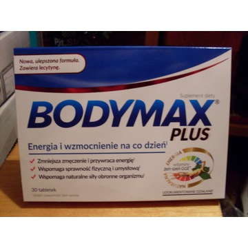 Bodymax - suplement diety.