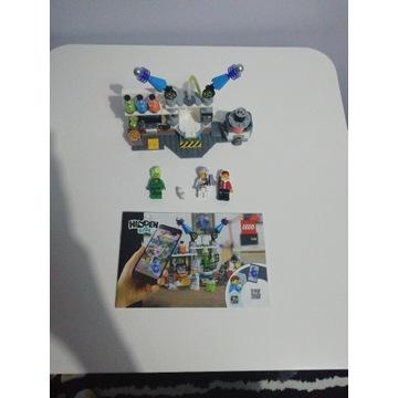 Lego Hidden Side 70418 laboratorium duchów