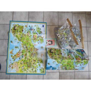 Puzzle HEYE Marino Degano 4000 elementów