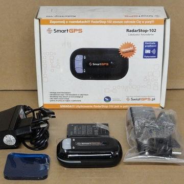 RadarStop 102 Smart GPS