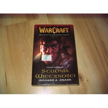 STUDNIA WIECZNOŚCI Richard A. Knaak Warcraft W-wa