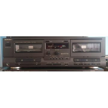Technics Deck kasetowy kaseciak  RS TR-212