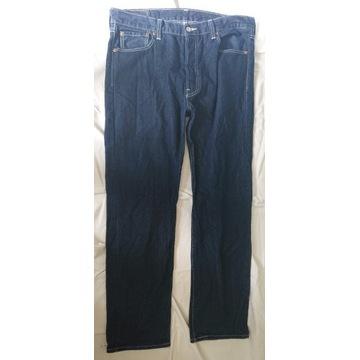 Levis 501 W 36 L 34 spodnie jeans nowe