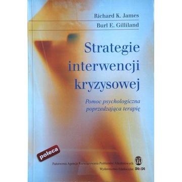 Strategie interwencji kryzysowej James Gillilard