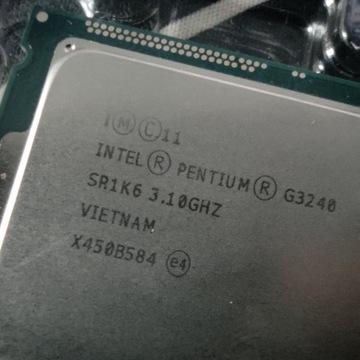 Procesor Intel Pentium G3240 3.1GHZ    Socket.1150