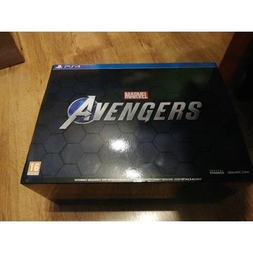 Marvel avengers edycja kolekcjonerska ps4/ps5