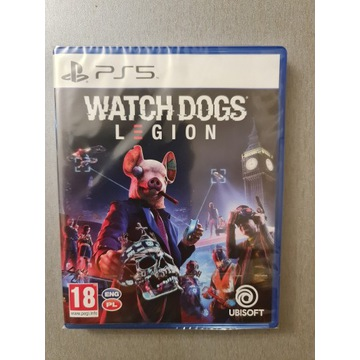 Ps5 Watch Dogs Legion PL PlayStation 5