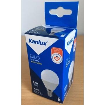 Zarówka LED Kanlux Bilo 6,5W 600lm E14 warm white