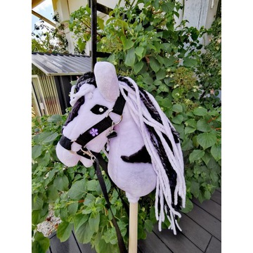 Koń Hobby Horse na kijku - Diana