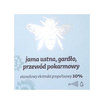 Etanolowy 10% roztwór propolisu - suplement diety