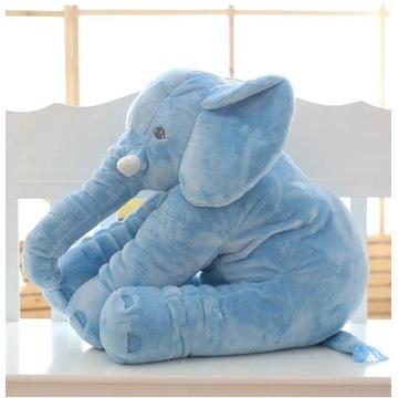 Pluszowy słonik idealny prezent dla dziecka