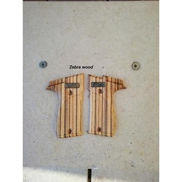 Okładziny drewniane do wiatrówki CP88,CO2, Umarexa