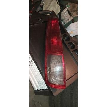 Lampa lewy tył X-trail t30