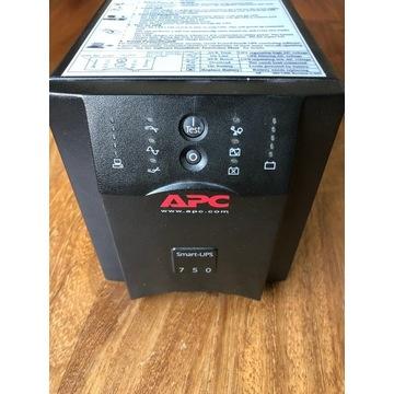 APC Smart-UPS 750VA 500W