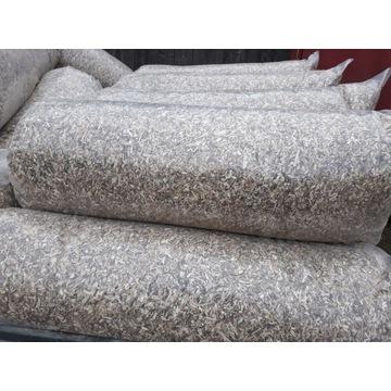 Paździerze konopne budowlane beton hempcrete