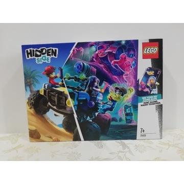 LEGO Hidden Side, Łazik plażowy Jacka, 70428