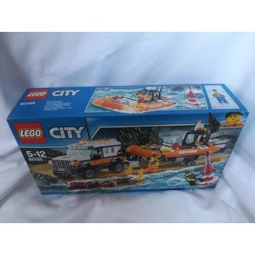 LEGO CITY Terenówka szybkiego reagowania - 60165