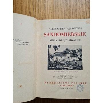 Patkowski - Sandomierskie; Cuda Polski 1938
