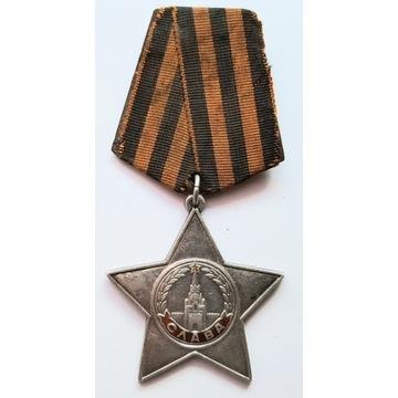 Order Sławy 3 st. ZSRR