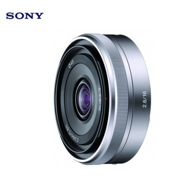 Sony E 16 mm f/2.8 Pancake