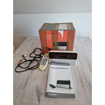 Slim Devices Squeezbox v3 Odtwarzacz sieciowy
