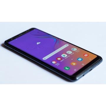 Samsung Galaxy A7 2018 64GB - IDEAŁ !!! 499 PLN