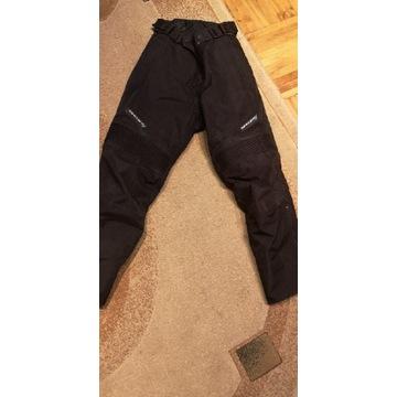 Spodnie motocyklowe damskie rozmiar XS