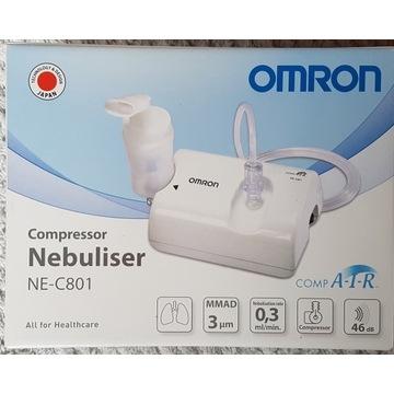 Nebulizer, inhalator OMRON NE-C801 compair