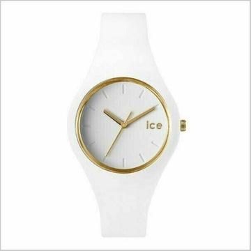 Nowy zegarek Ice Watch biały i złoty 3H 000 981