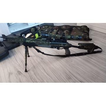 HATSAN AT44 Tacticalkal.25 / 6,36 mm. Stan IDEAŁ!