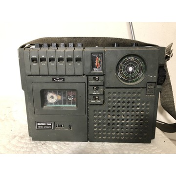 RADIOMAGNETOFON MILITARY 7000 RZADKI MODEL