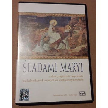 Śladami Maryi, audiobook, WAM