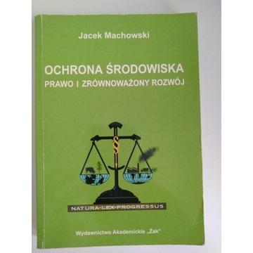 Ochrona środowiska Jacek Machowski