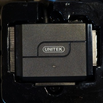 UNITEK PRO Adapter mostek USB 3.0 do SATA II i IDE