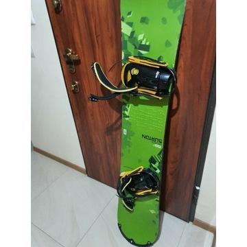 zestaw Snowboard